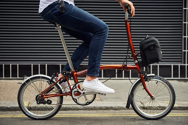 Image result for brompton m6l flame lacquer