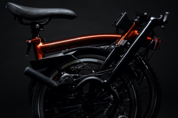Brompton Bicycle, Black Edition 2020